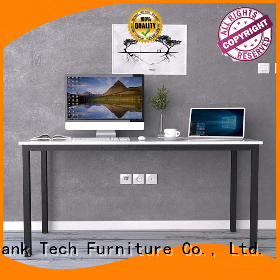 Frank Tech simple wood office desk free design for school