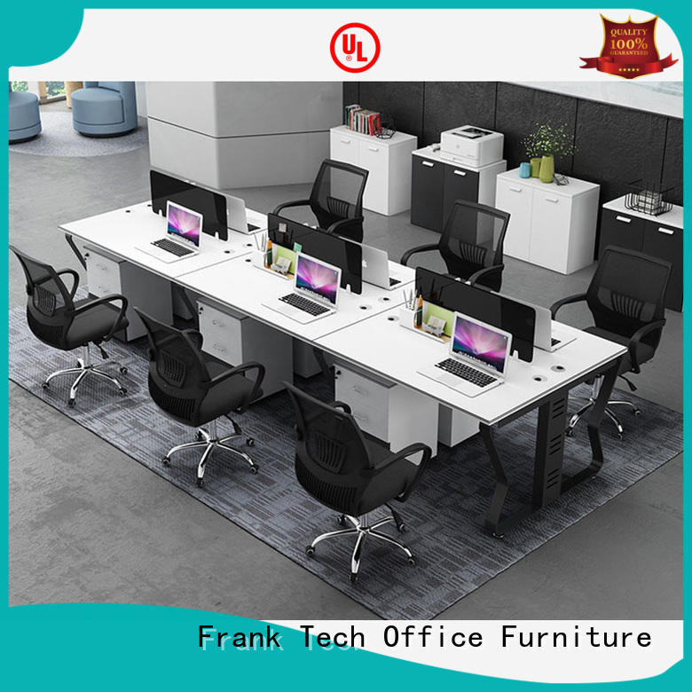 Frank Tech partition office workstation in various Combination