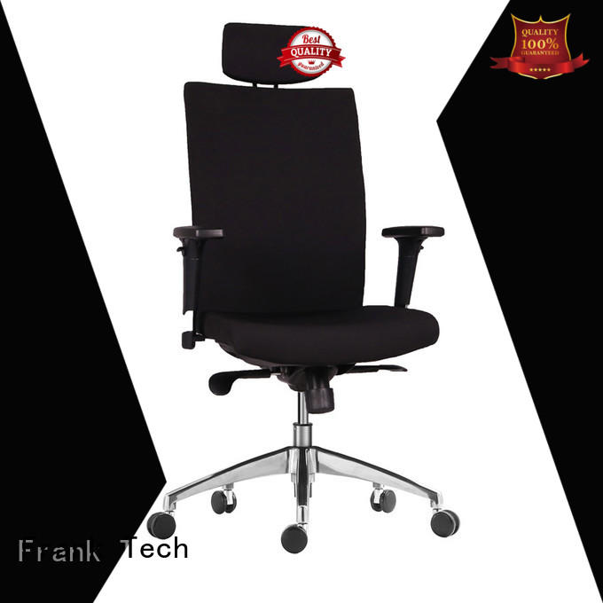 Frank Tech wooden leather executive chair by Chinese manufaturer for airport