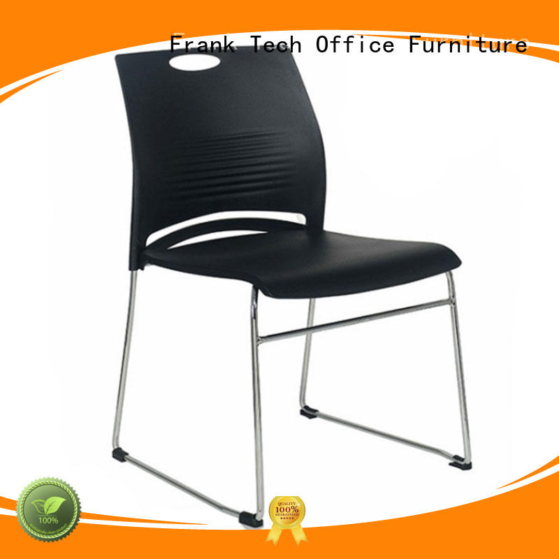 Stacking Plastic Conference Room Training Chair
