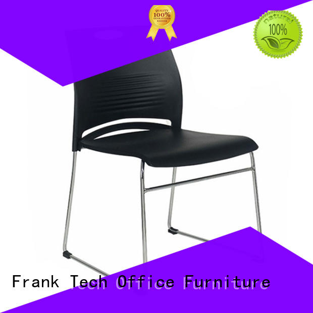 Frank Tech comfortable office training chairs bulk production for hotel