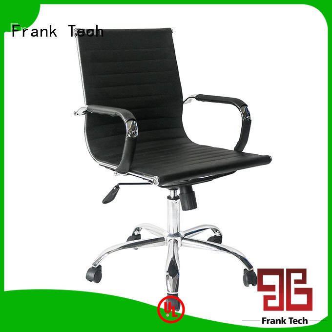 Frank Tech high teach leather desk chair free quote for airport