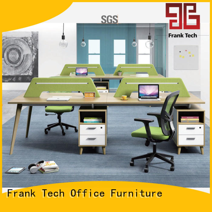 Frank Tech custom design office partition design Aluminum Base
