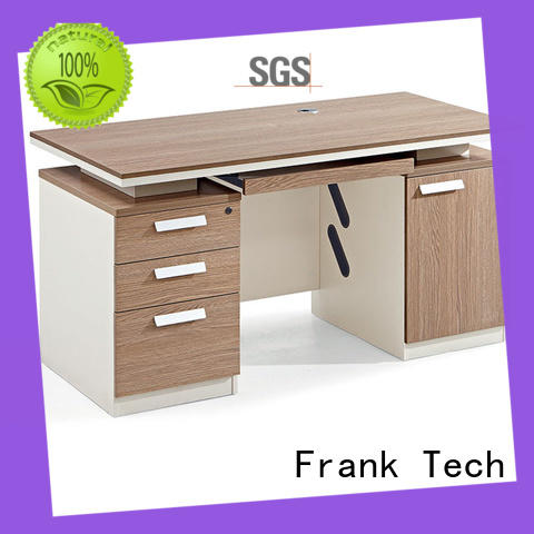adjustable standing computer desk single for school Frank Tech