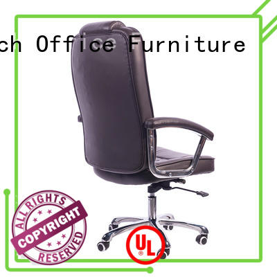 high teach leather swivel chair chair at discount for office