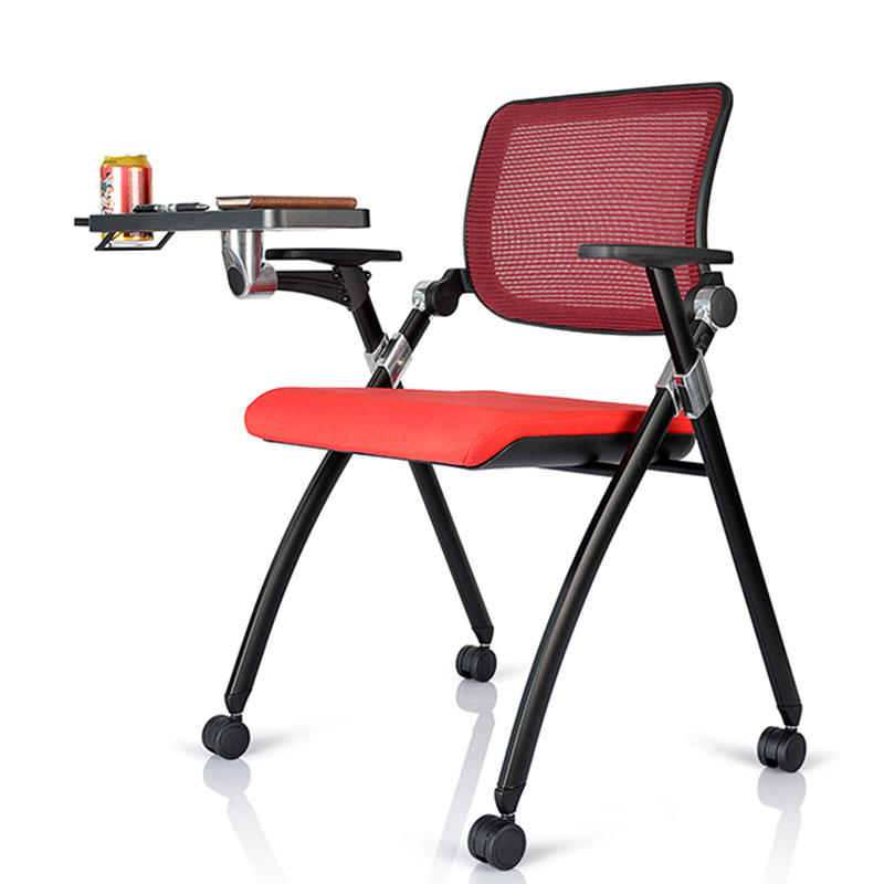 Foldable Office Chair Student Training Chair-3
