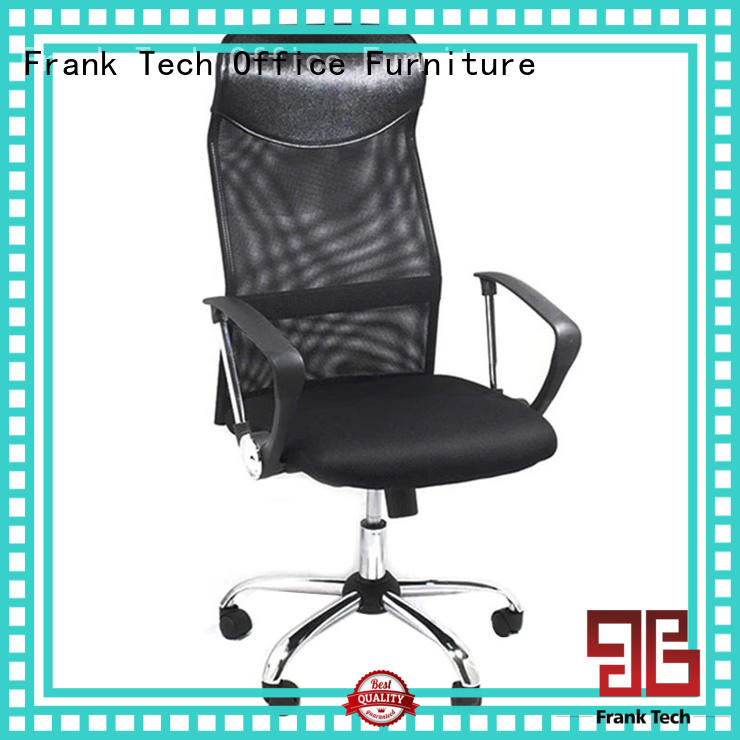 Frank Tech furniture mesh back office chair Certified for bank