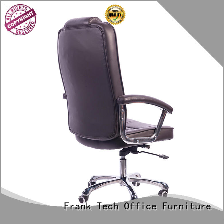 Frank Tech swivel modern leather chair China Factory