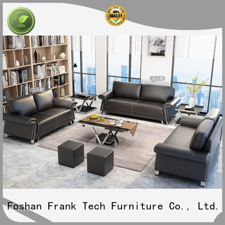 Frank Tech high end office sofa colors exchangeable for school