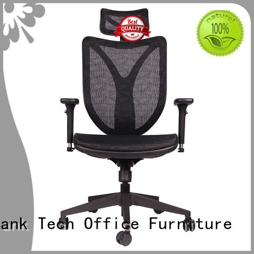 Frank Tech tech ergonomic computer chair with resists scratches for hotel