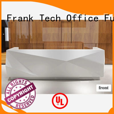 Frank Tech design office reception counter office workstation for hospital