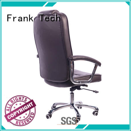 office modern brown leather chair free quote for bank Frank Tech
