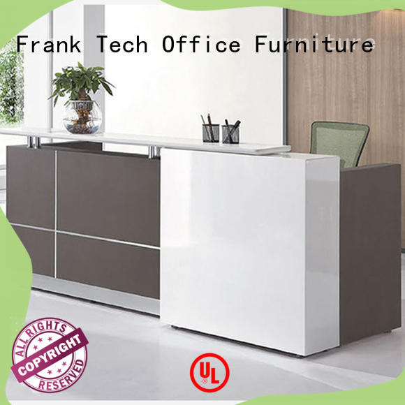 Frank Tech reception modern reception desk call center workstation for home