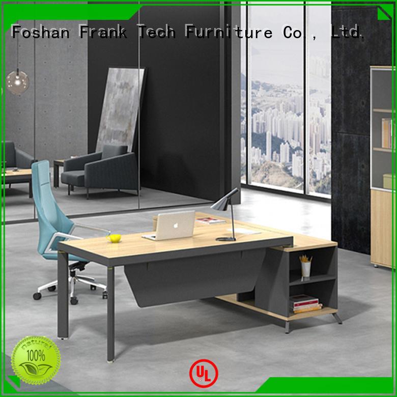 Frank Tech high end smart computer desk factory price for school