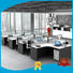 Frank Tech wooden modular office workstations for wholesale