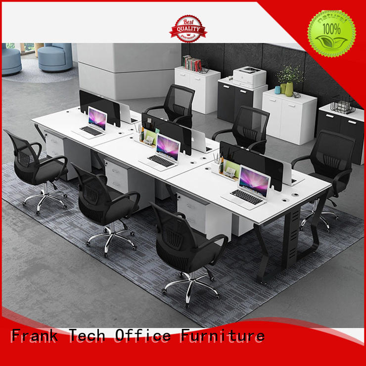 Contemporary Design Office Employee Office Computer Desk Workstation Open Space Workstation-WH2000