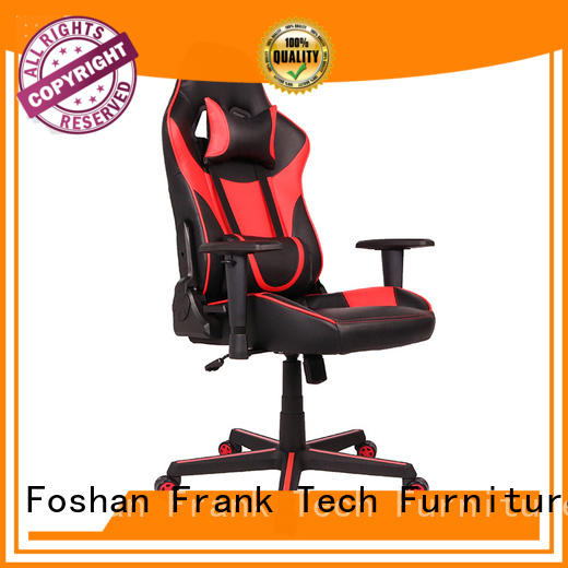 Frank Tech leather leather office chair order now