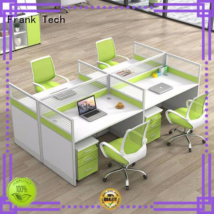 simple modern Frank Tech Brand office workstations