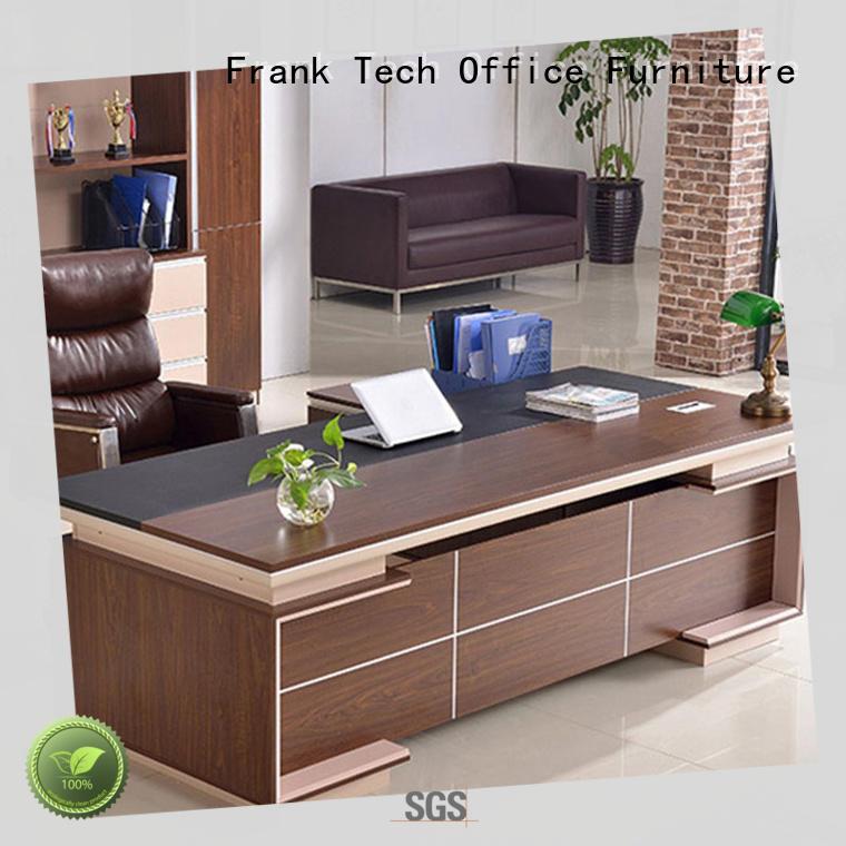 Hot executive modern office desk new work Frank Tech Brand