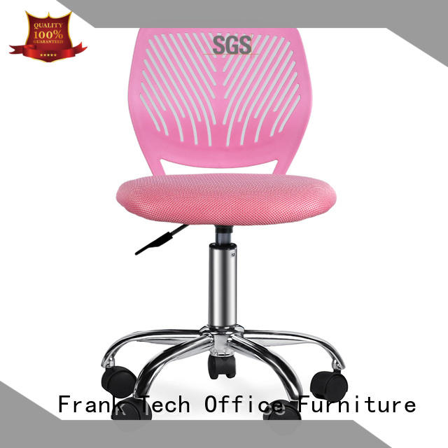 Frank Tech high class fabric training room chairs free design for hotel