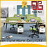 Frank Tech new design workstation furniture in various Combination for hospital