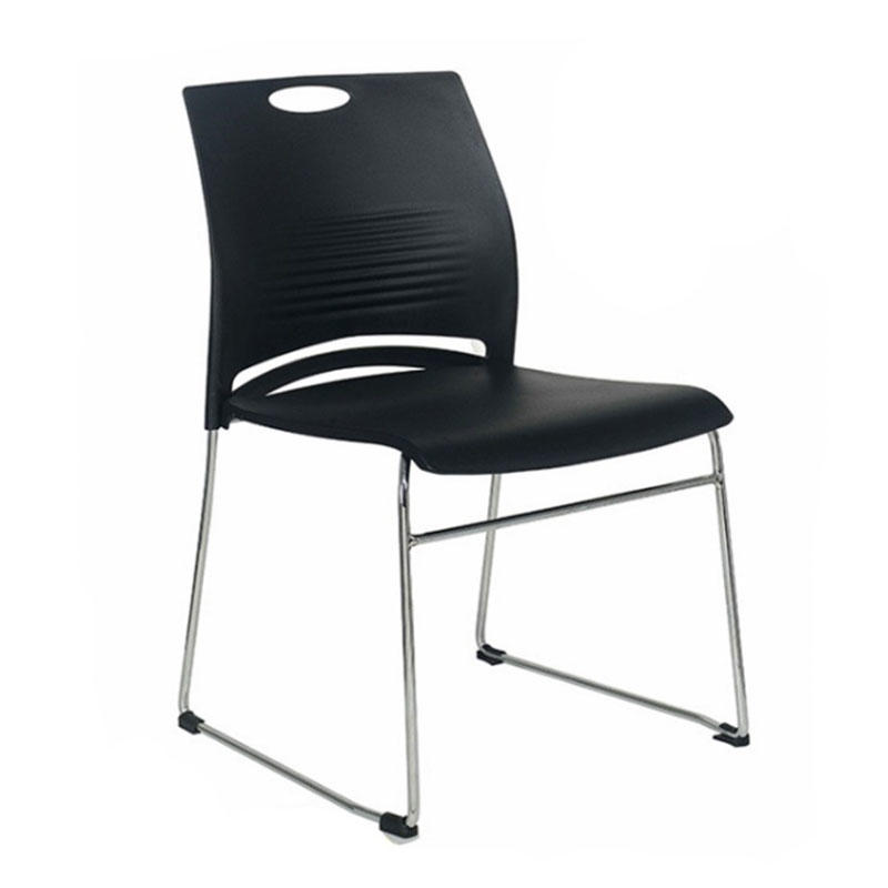 Stacking Plastic Conference Room Training Chair-1