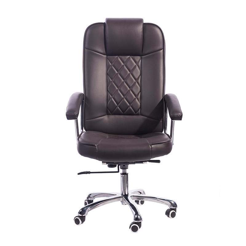 Frank Tech swivel modern leather chair China Factory-1