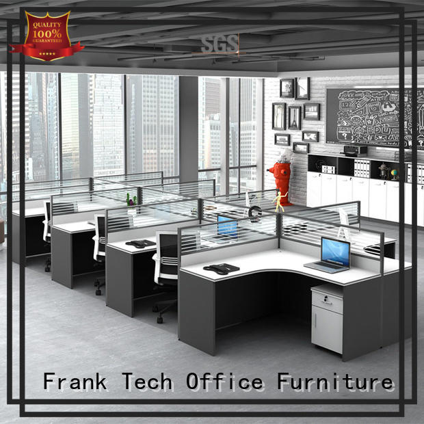 Frank Tech style office workstation design bulk production for hotel