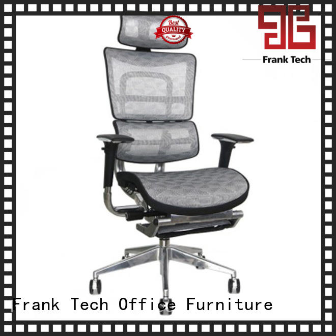 Frank Tech swivel ergonomic chairs with resists scratches for office