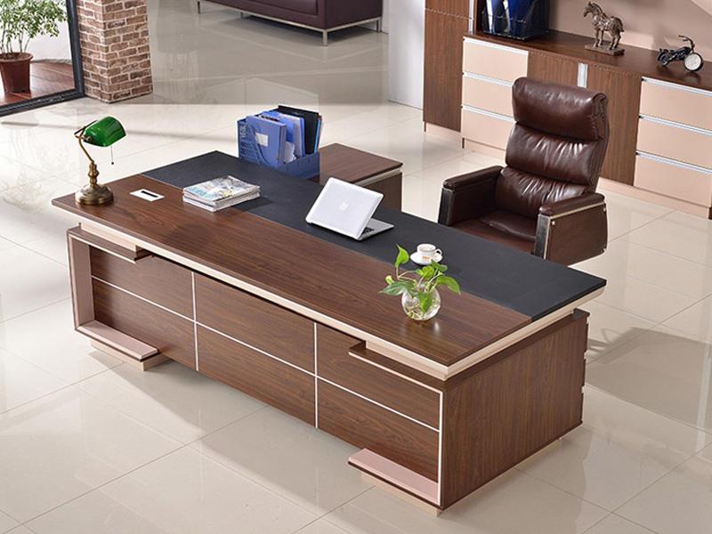 Modern Design CEO Executive Office Table Wooden Manager Work Desk Office Desk FK-1006-1