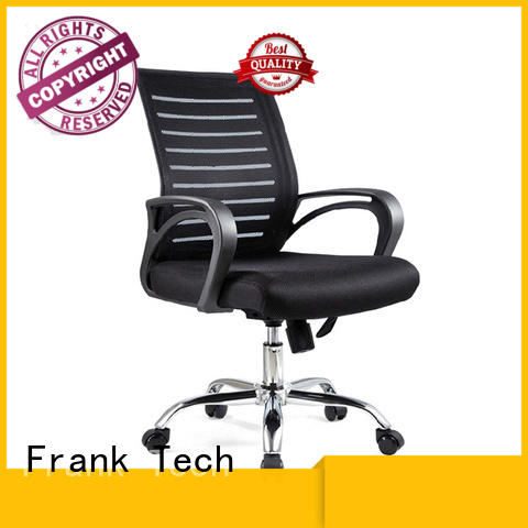 mesh back office chair home for bank Frank Tech