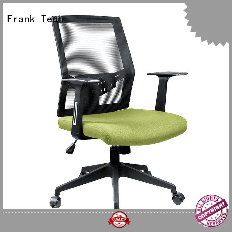 Frank Tech office staff room chairs with resists stains for hospital