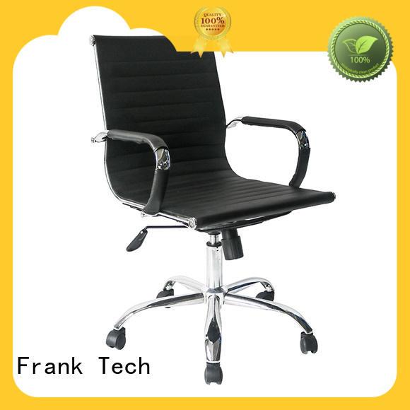 Frank Tech high end leather desk chair bulk production for hotel