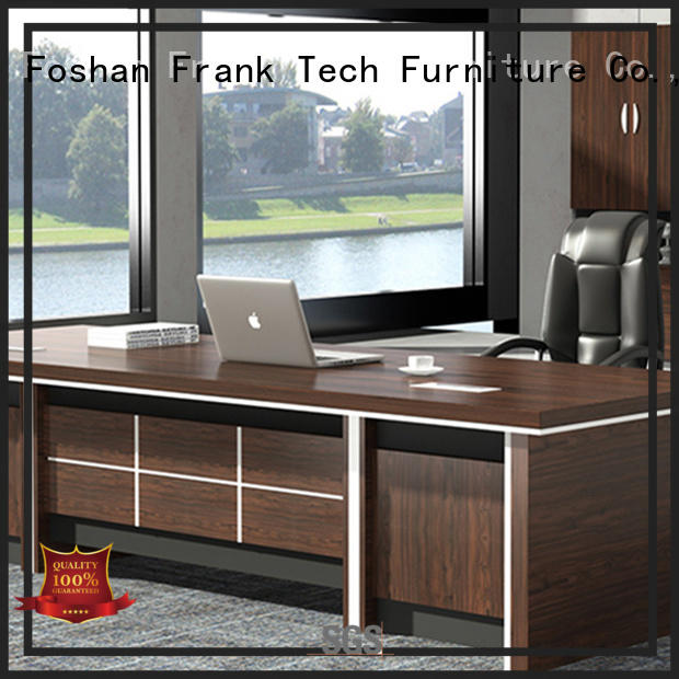 Frank Tech new-arrival small reception desk bulk production for home