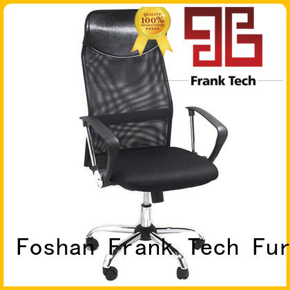 Frank Tech best mesh office chair long-term-use for officer