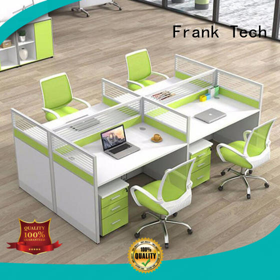 Frank Tech good-package office workstation design for wholesale for home