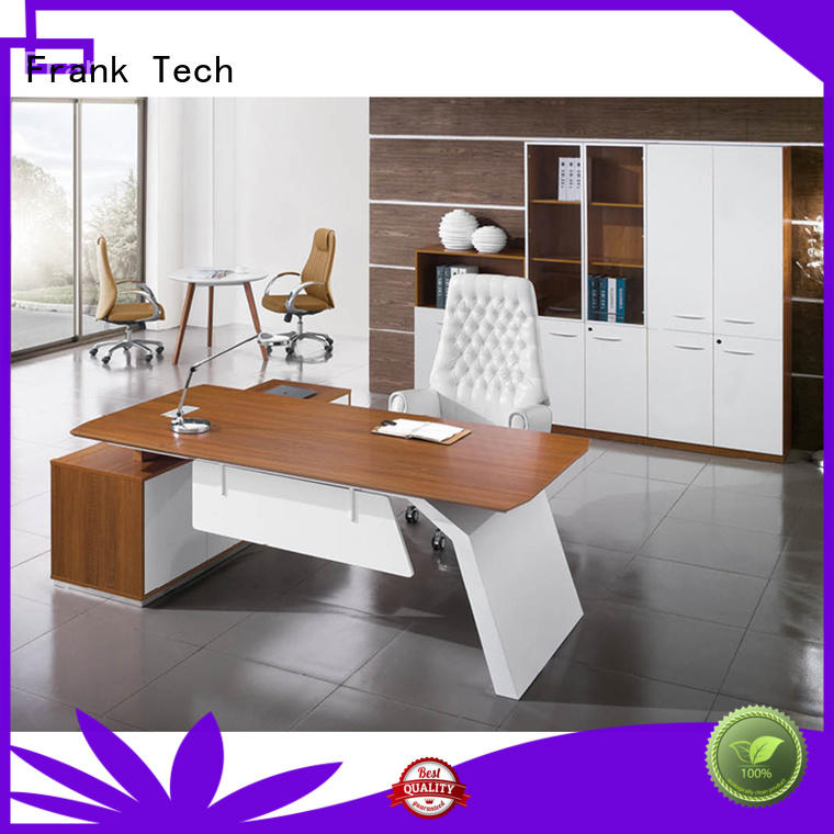 Frank Tech high teach modern computer desk by Chinese manufaturer for hospital