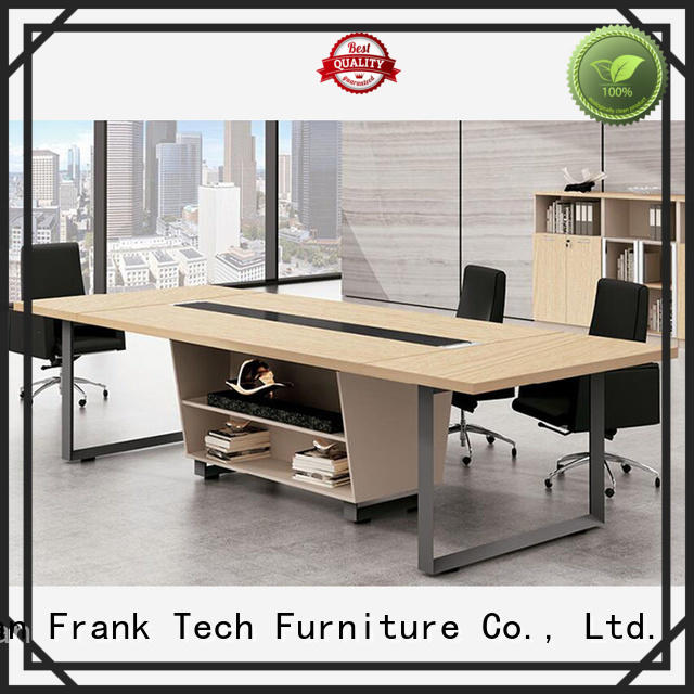 Frank Tech mordern standing meeting table quality for office