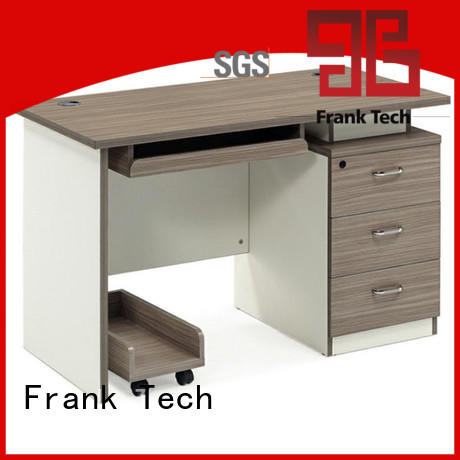 Frank Tech modern design modern computer desk by Chinese manufaturer