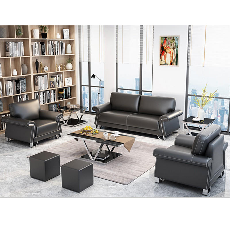 Frank Tech high class fabric office furniture sofa in various Combination for hospital-1