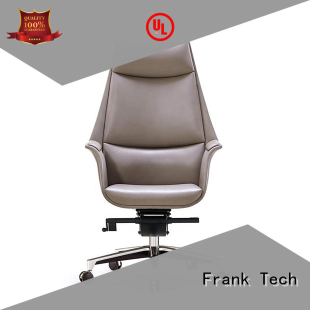 back boss leather office chair Frank Tech Brand