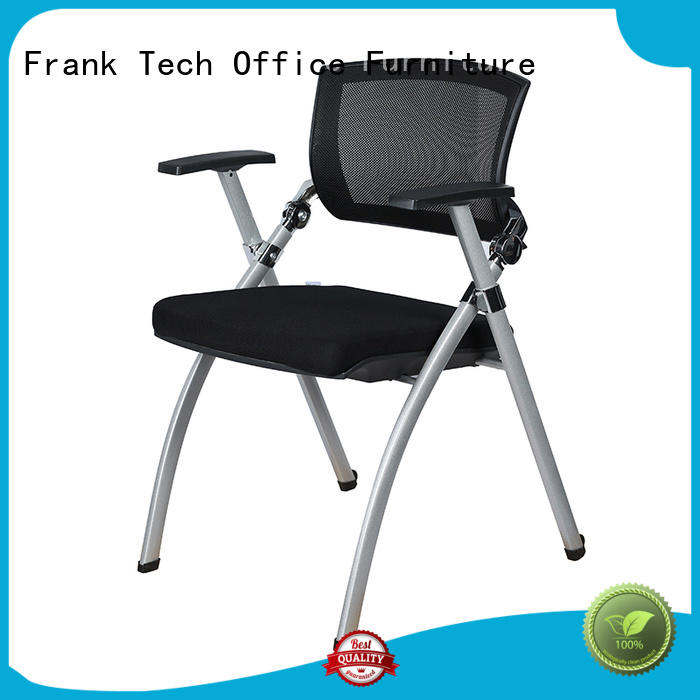 pp office training chairs armless for home Frank Tech
