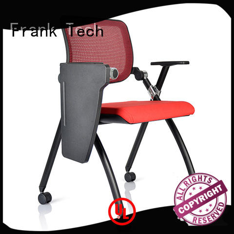 Frank Tech industry-leading training room chairs bulk production for home