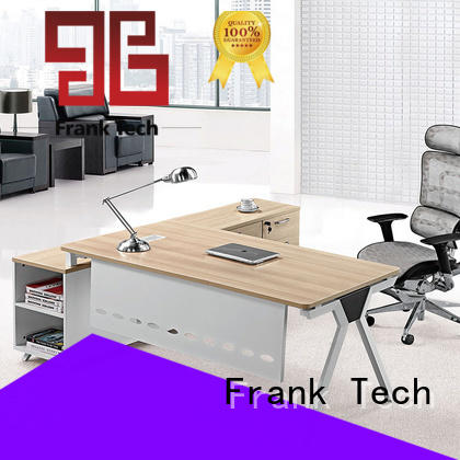 Frank Tech wooden executive office table bulk production for home