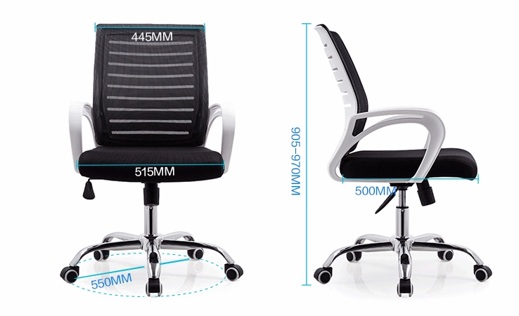 Frank Tech best mesh seat office chair China Factory for computer desk-2