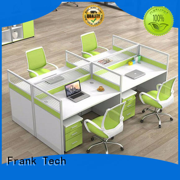 Frank Tech modular modular cubicles for wholesale for bank