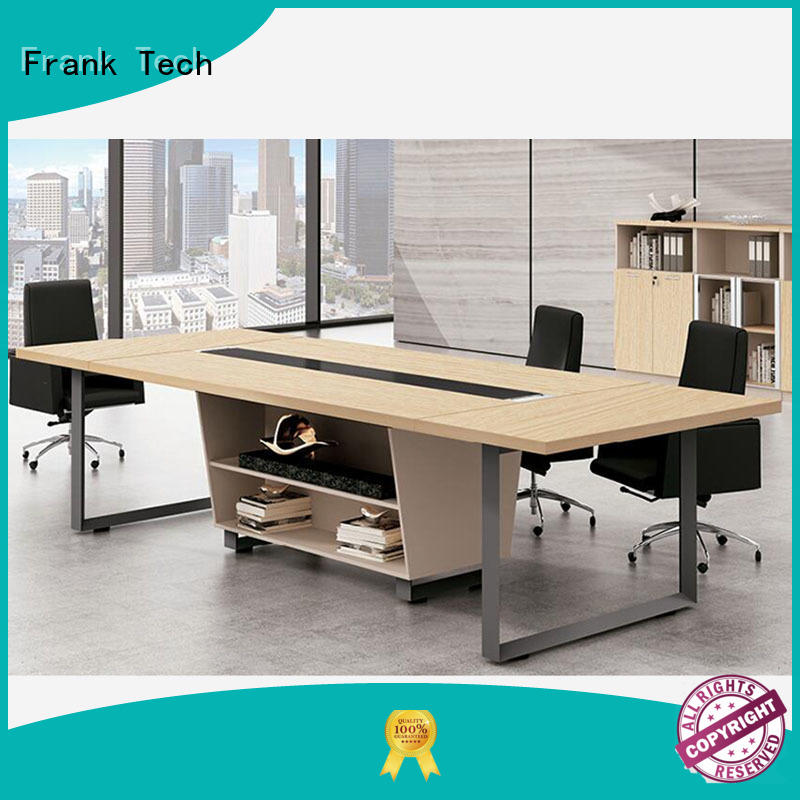 Frank Tech mordern conference room table bulk production for airport