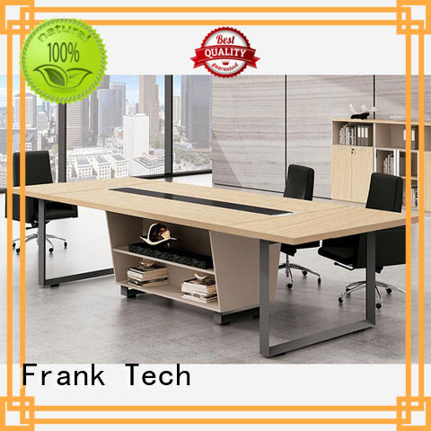 Frank Tech Luxury conference room table at discount for hospital