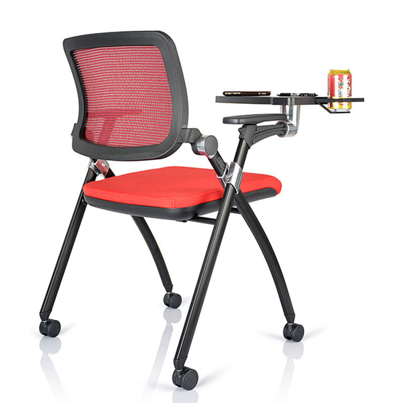 Foldable Office Chair Student Training Chair-1