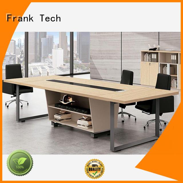 Frank Tech high teach conference room table bulk production for office